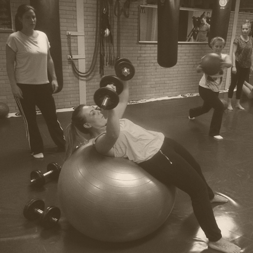 Personal Trainer - Small Group Training bij Oda Gym